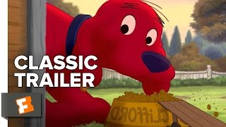Clifford's Really Big Moטie (2004) Official Trailer - John Ritter, Children's Animated Movie HD