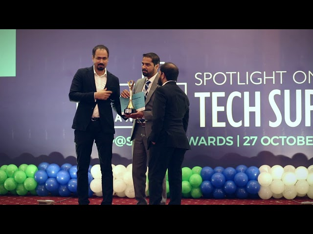 Ovex Technologies Pvt Limited at P@SHA ICT Awards 2017