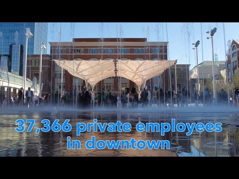 Where The Jobs Are In Downtown Fort Worth