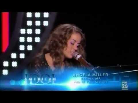 angie miller american idol you set me free