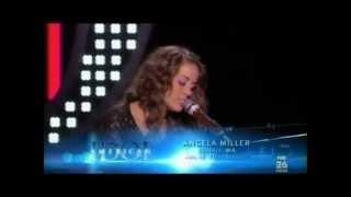 Angie Miller - Y๐u Set Me Free