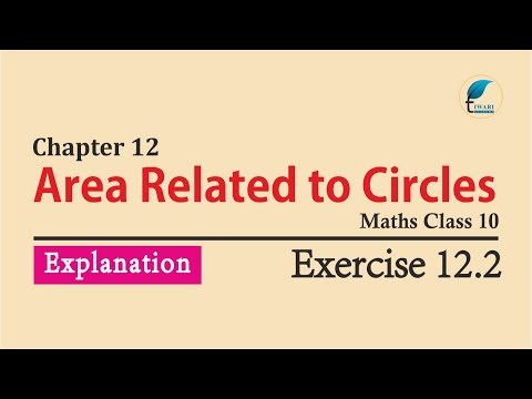NCERT Solutions For Class 10 Maths Chapter 12 Exercise 12.2 Areas Related To Circles