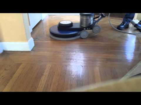 Make Your Wood Floor Shine Youtube