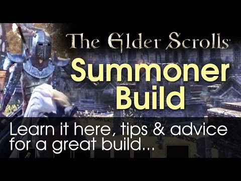 Eso Summoner Build