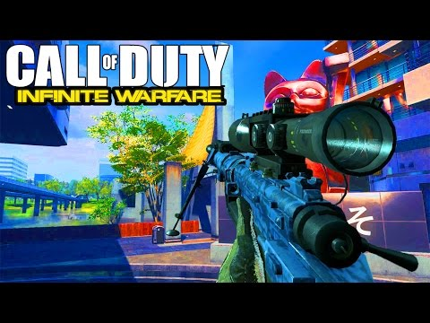 "NUKE - CALL OF DUTY ""INFINITE WARFARE"" GAMEPLAY"