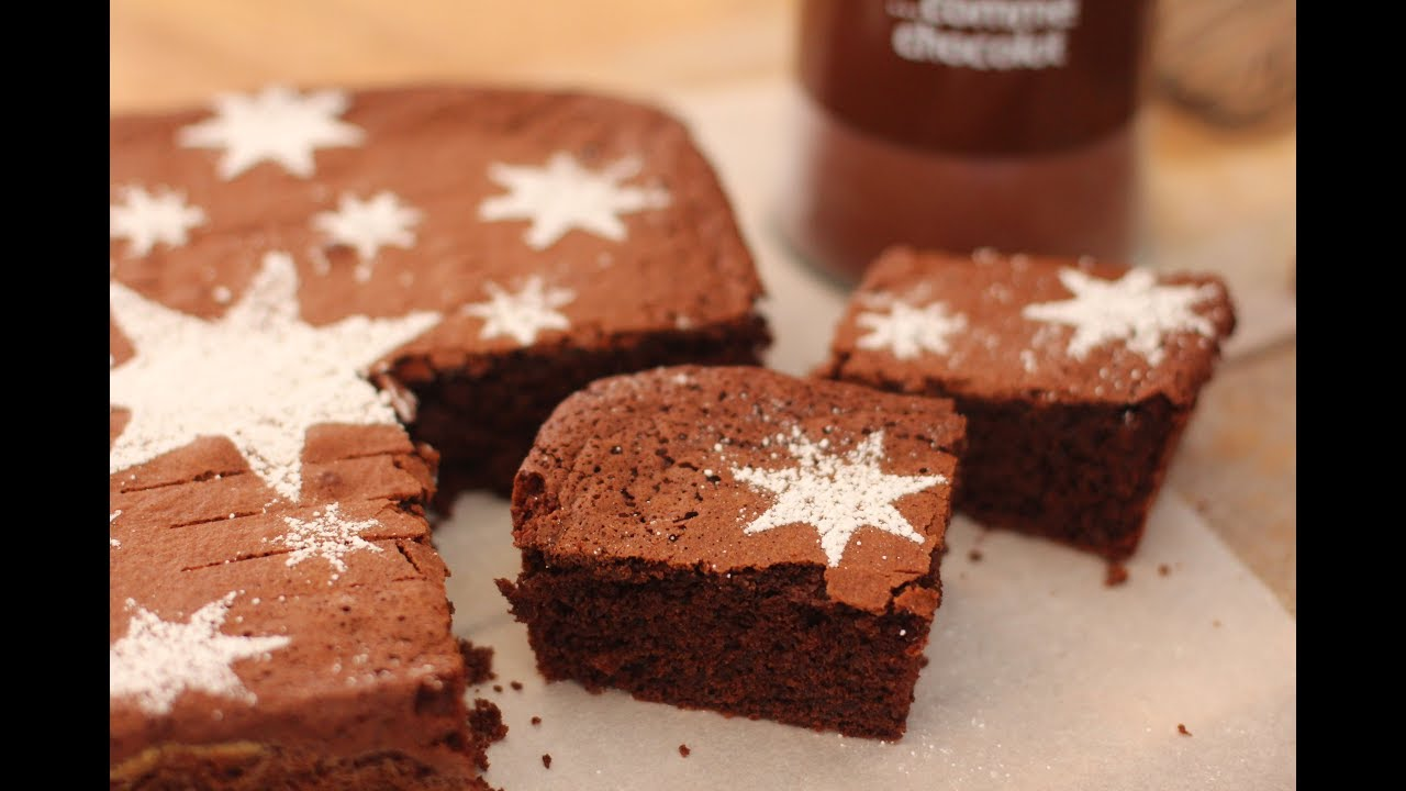 Gâteau au chocolat rapide, sans beurre ! - YouTube