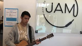 Love Is A Verb - John Mayer Cover by Miguel