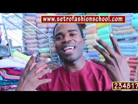 Where To Get Quality Lace Fabrics In Lagos  {Setro's Vlog Episode 017}