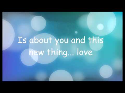 John Waite – New Thing Lyrics
