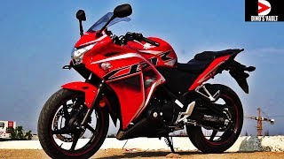2018 Honda CBR250R First Ride Review Exhaust note #Bikes@Dinos