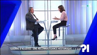 Guerre d'Algérie : une reconnaissance historique #cadire 14.09.2018
