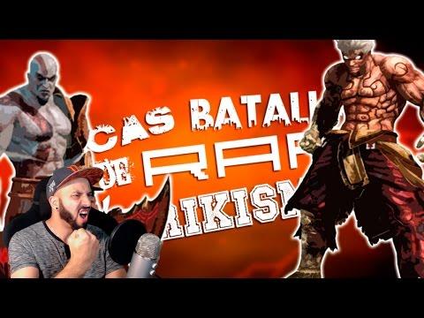 Kratos vs Asura.