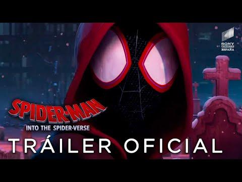 Download Youtube: Spider-Man: Un Nuevo Universo. Teaser Tráiler Oficial. En cines Navidades 2018.