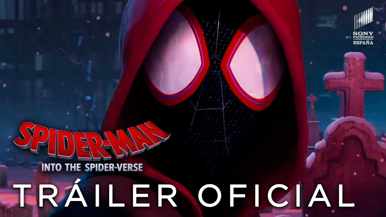 Spider-Man: Un Nuevo Universo. Teaser Tráiler Oficial. Ya en cines.