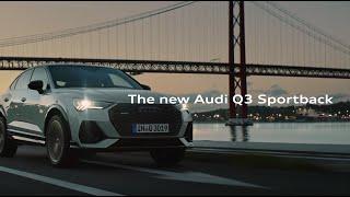 The new Audi Q3 Sportback 출시