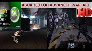 Call of Duty Advanced Warfare,Xbox One TDM,Detroit 12 & 3 HD, Gameplay,xBox 360 COD,