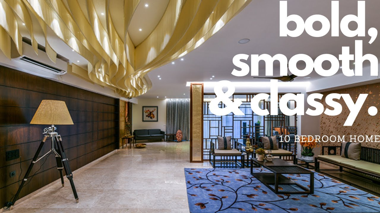 10 bedroom luxury apartment in hiranandani basilius for Interior design