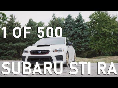 Rare Only 500 | 2018 Subaru WRX STI Type RA | Review