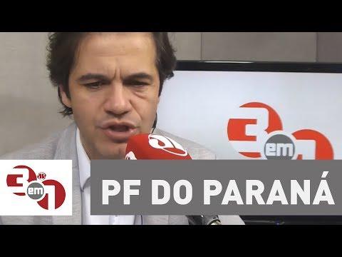 PF Tira Do Paraná Delegado Que Viu A Lava Jato Nascer