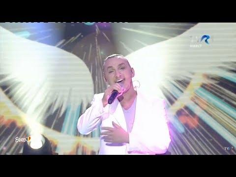 MIHAI - Heaven | A doua semifinală Eurovision România 2018