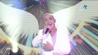 mihai heaven a doua semifinală eurovision românia 2018