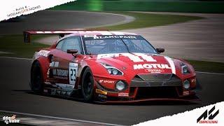 Assetto Corsa Competizione Build 6 Nissan GTR Nismo GT3 at Monza