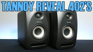 Tannoy Reveal 402 Active Studio Monitor Review