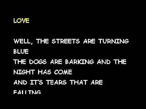 BLIND LOVE BOB SEGER