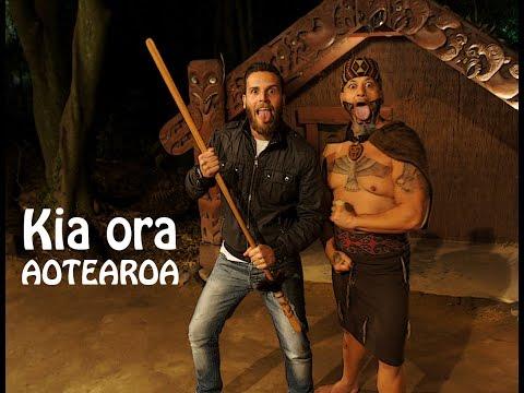 Kia Ora Aotearoa - Hello New Zealand + intro