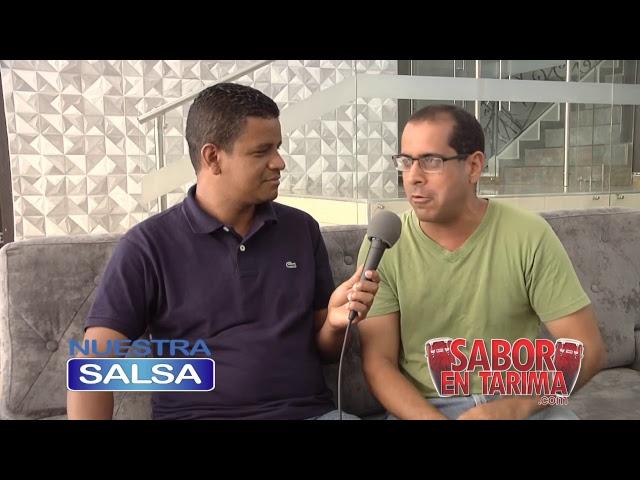 ( Live ) Desde Los studios de Saborentarima punto com - Entrevista a Pedro Bermudez