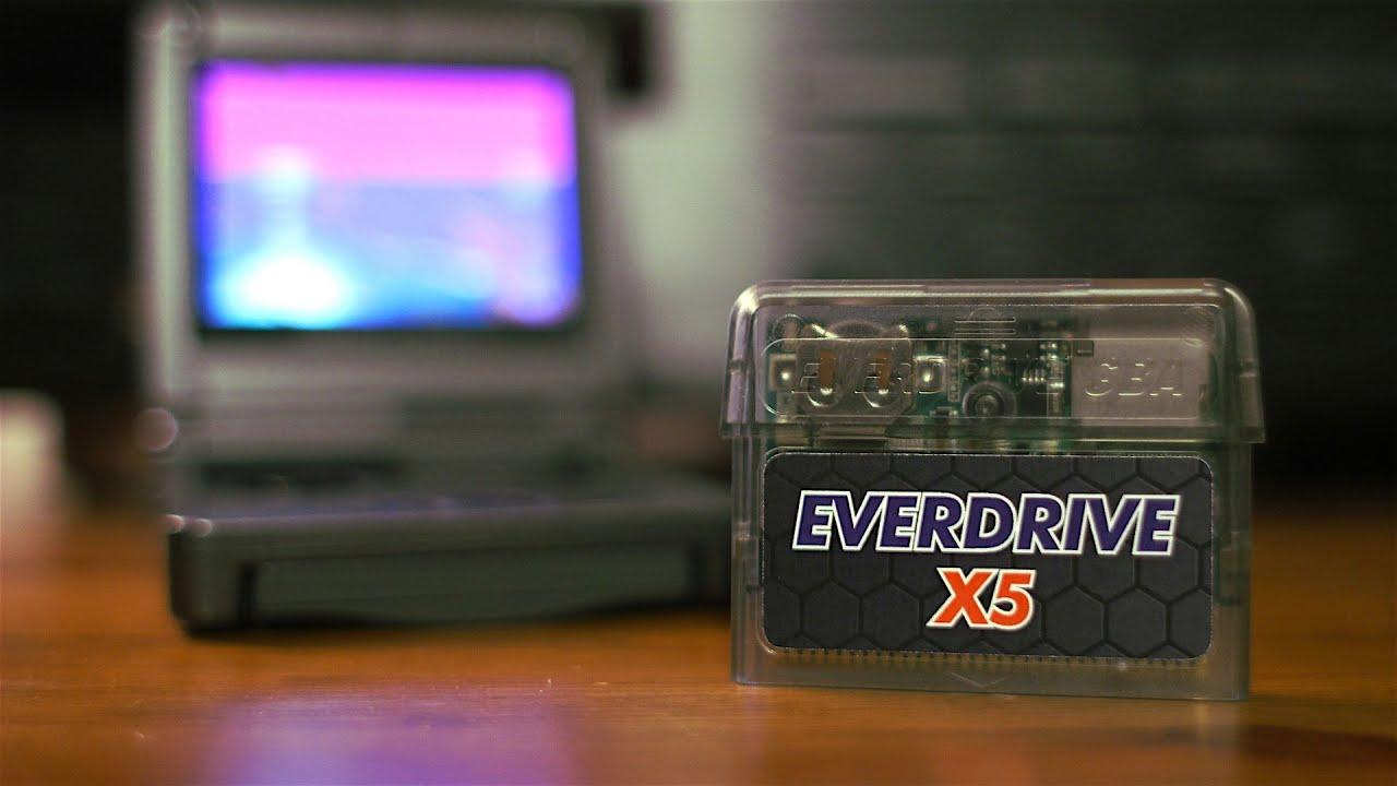 Game boy color everdrive - Game Boy Color Everdrive 0