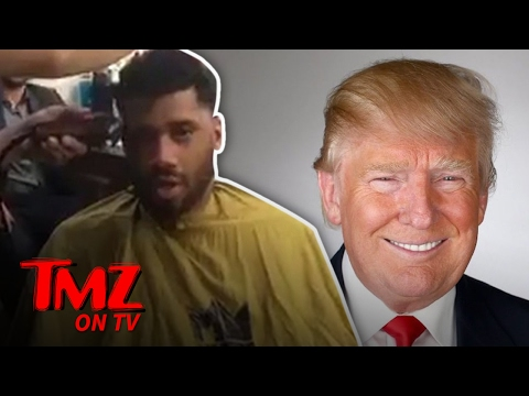 Russell Wilson Blasts Donald Trump | TMZ TV