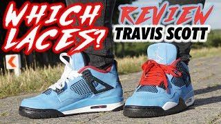 2bd4c65e8cf9 AIR JORDAN 4 TRAVIS SCOTT  CACTUS JACK  ON-FEET!!! - Видео с YouTube ...