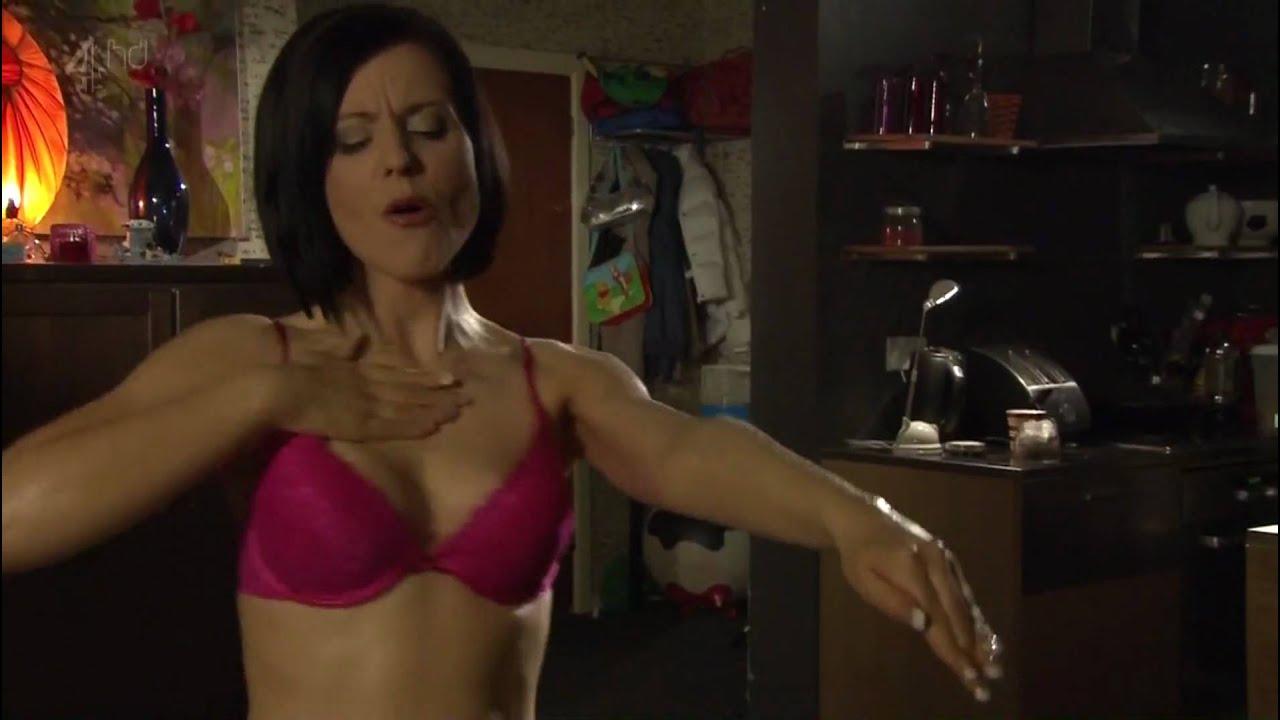 Stephanie Waring In Her Underwear [HD] - YouTube