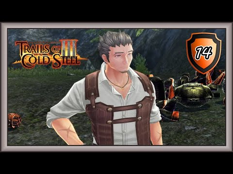 Trails Of Cold Steel 3 - North Sutherland Highway #14