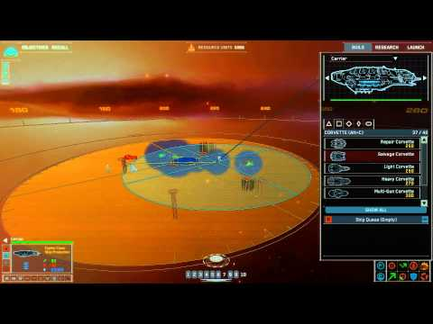 Homeworld Remastered: Mission 10 (Supernova Research Station)
