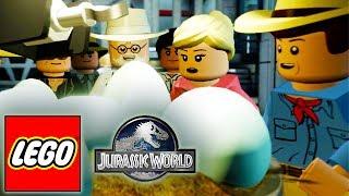 LEGO Jurassic World - Official Announcement Trailer