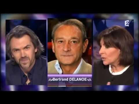 Anne Hidalgo On n'est pas couché 23 mars 2013 #ONPC