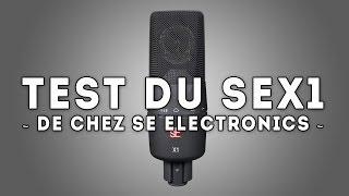 SE Electonics X1 Vocal Pack - Test