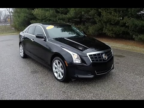 2013 Cadillac Ats4 2 0l Turbo P10819 Youtube