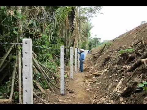 Fabrica de postes de alambrado losas alivianadas y cer for Hormigon celular casero