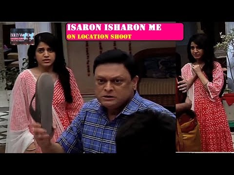 Isharon Isharon Mein | Serial | Upcoming Twist | Full Episode | On Location Shoot
