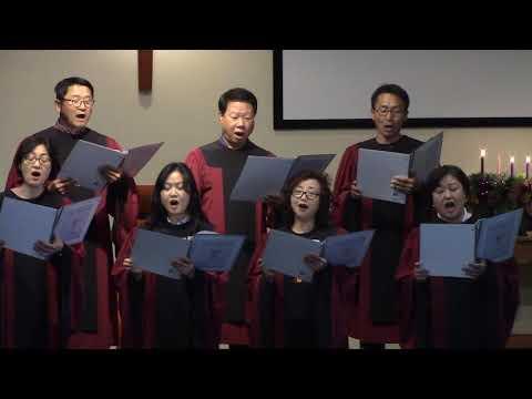 181216 주가 내게 주신 그 은혜 Choir