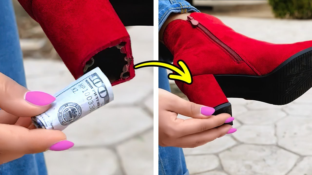 HOW TO HIDE ANYTHING || Funny And Clever Ways To Sneak Food Anywhere
