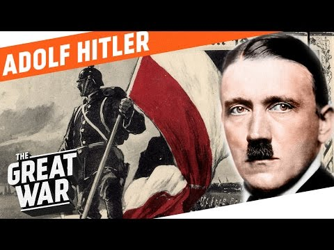 Adolf Hitler in World War 1 I WHO DID WHAT IN WW1?