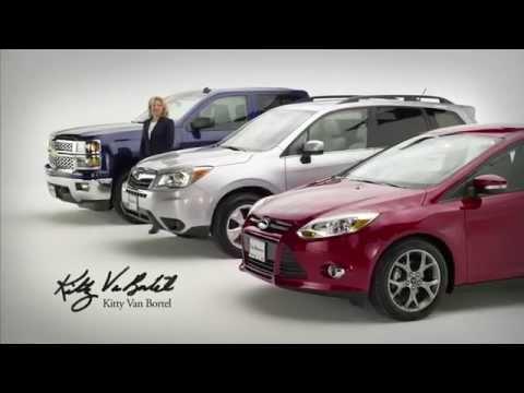 Let Us Build Your Car- Van Bortel Chevrolet