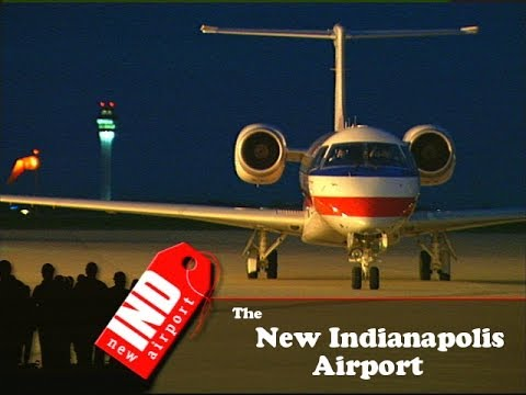 Indianapolis Airport Construction Safety Video