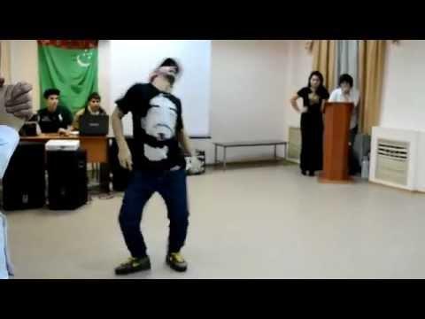Modern Turkmen dance