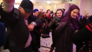 Аварская свадьба Танец родителей Традиционный танец карш