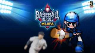 Baseball Heroes MLBPA Trailer!